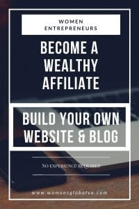 Build your own website & blog