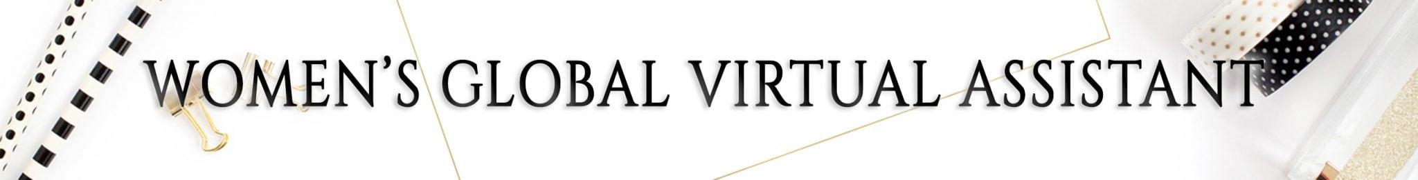 Women's Global Virtual Assistant