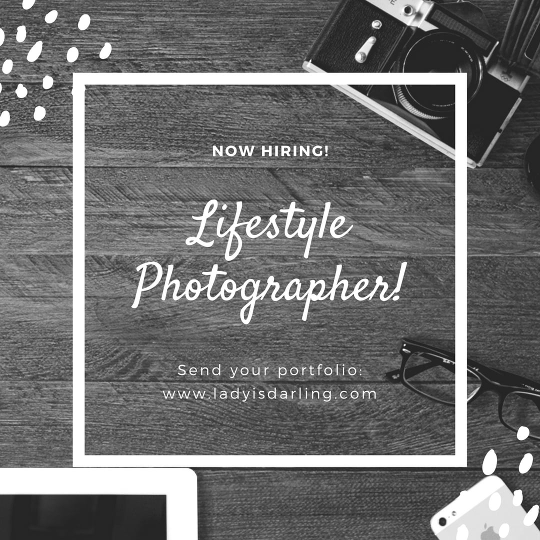 Custom Graphics for Social Media Lifestyle Photographer LadyIsDarling