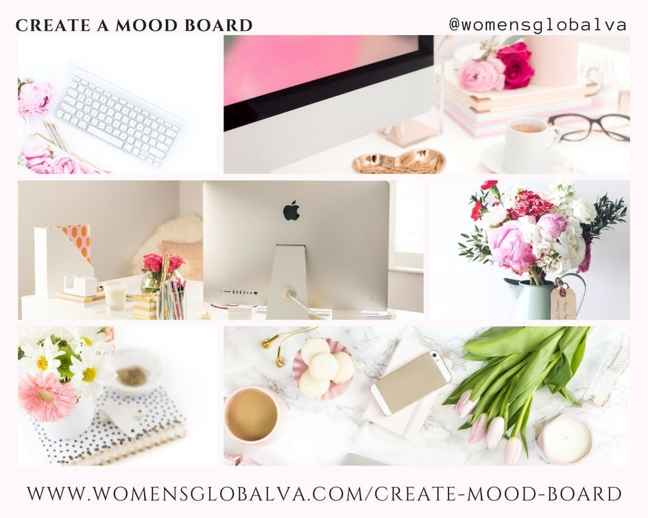Create a Mood Board with Canva