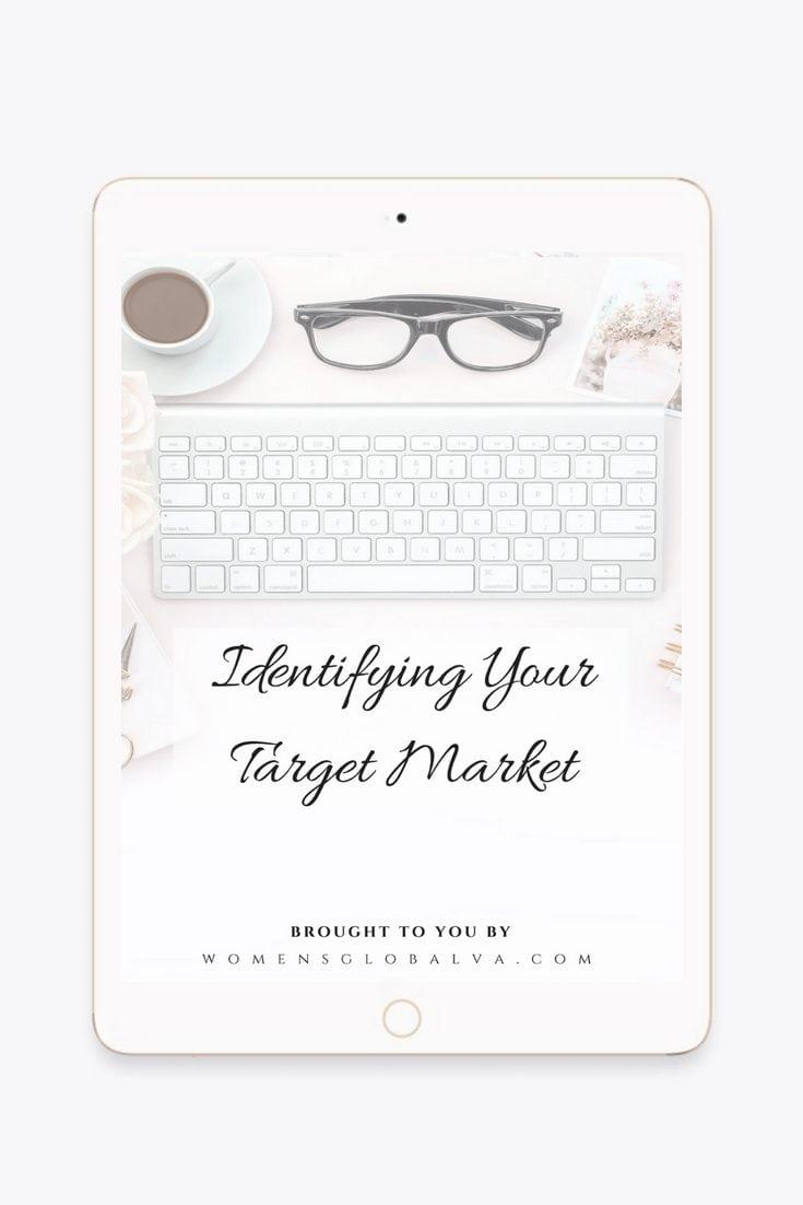 Identifying Your Target Market Workbook
