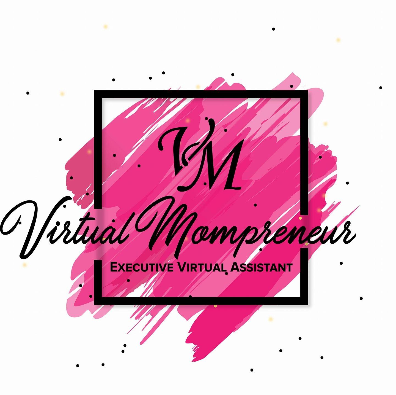 virtual mompreneur executive virtual assistant